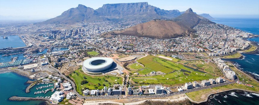 Cape Town attractions city bowl