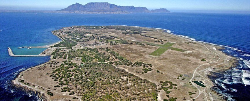 Cape Town attractions Robben Island