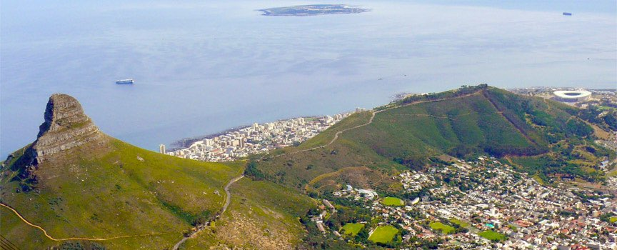 Cape Town attractions Signal Hill