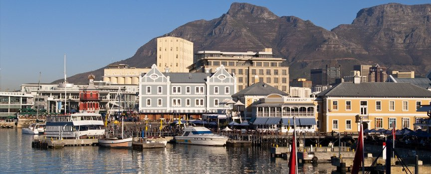 Cape Town attractions Victoria and Alfred Waterfront