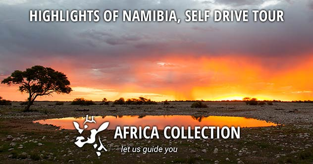 Highlights of Namibia, Self Drive Tour Travel Itinerary Package