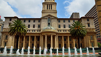 City Hall in Johannesburg