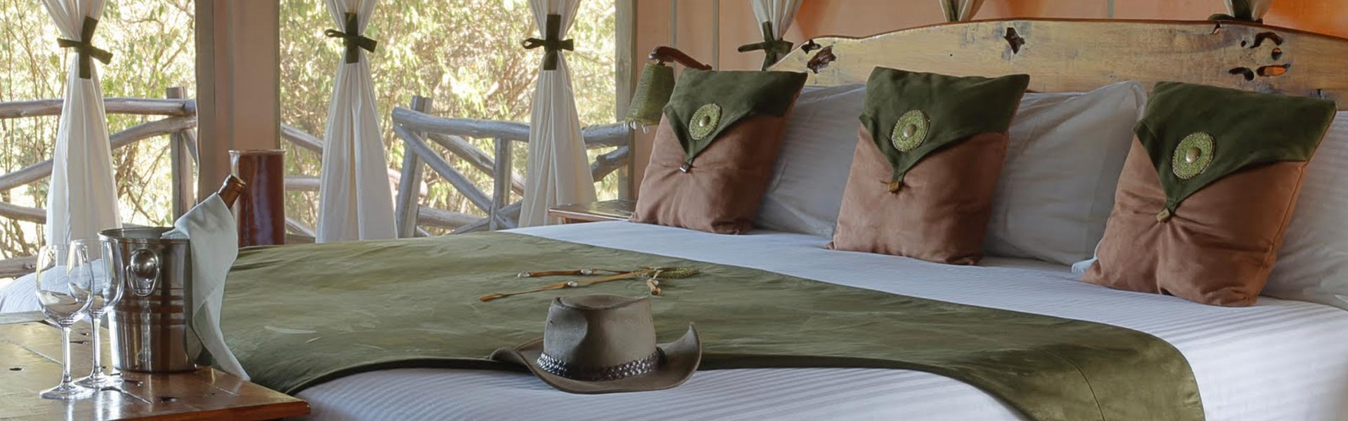 Kenya escapes safari luxury accommodation