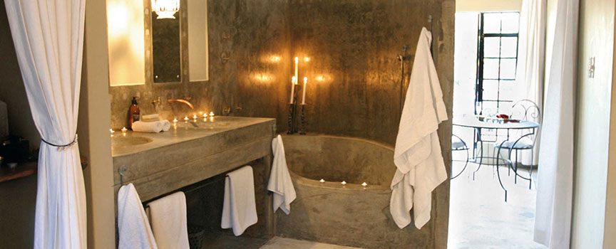 Olive Grove Guest House bathroom