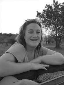Africa Collection travel expert Rebecca Aylett