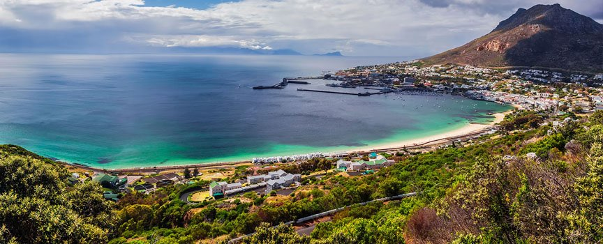 The vibrant city of Cape Town and surrounds