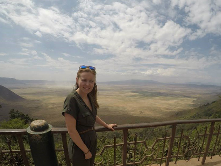 Africa Collection travel expert Emma Matthews