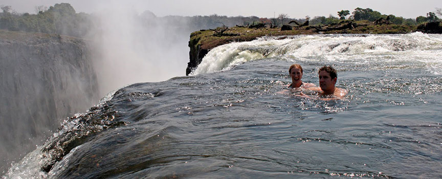 I Want To Swim In The Devil 39 S Pool Zambezi River Victoria Falls