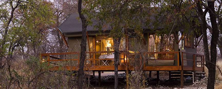The Mushara Collection lodge accommodation